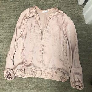 Zara Blush Jacket